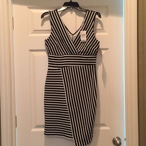 Dresses & Skirts - Well made body-con dress with tags!